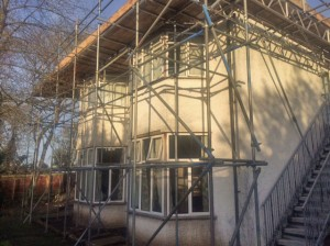 Full Rigid Scaffold
